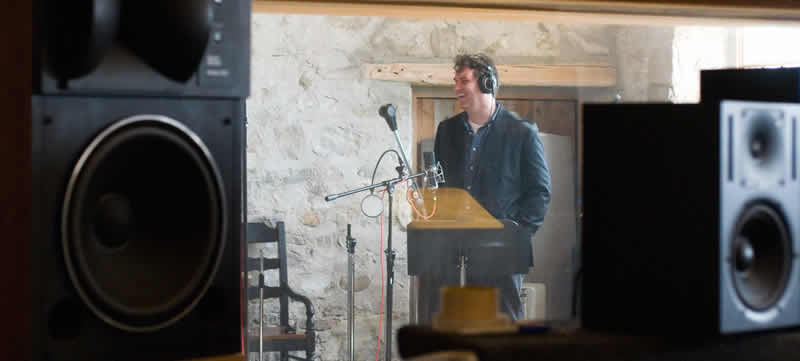 Mitch Recording
